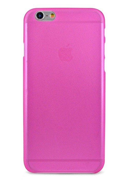 Чехол для iPhone 6/6S Light (Малиновый)