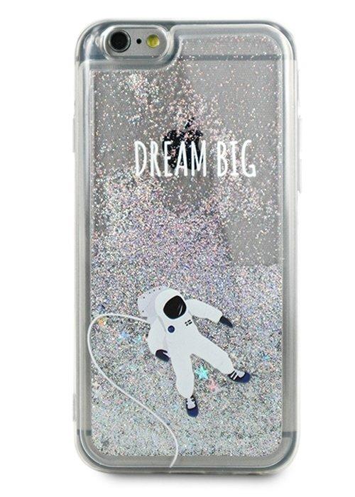 Чехол для iPhone 6/6S Lovely stream силикон Lux (Dream big)