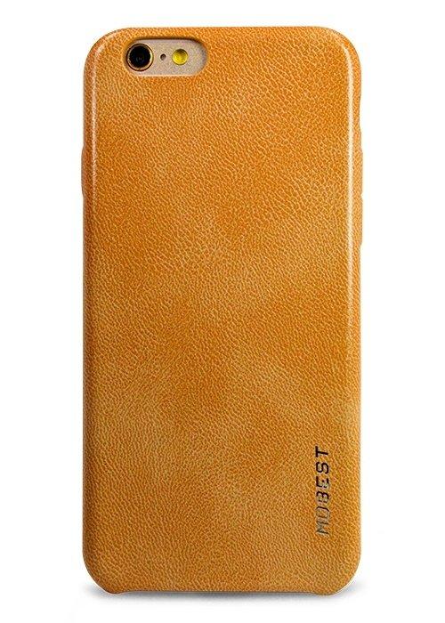 Чехол для iPhone 6/6S Mobest Skin (Коричневый)
