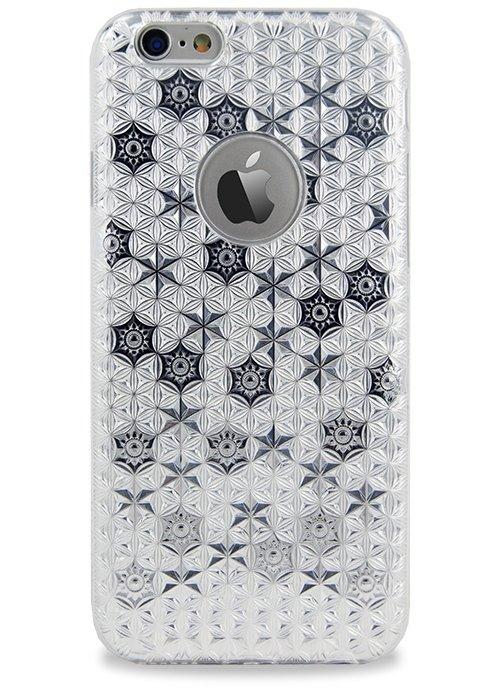 Чехол для iPhone 6/6S Reform Design (Серебро)