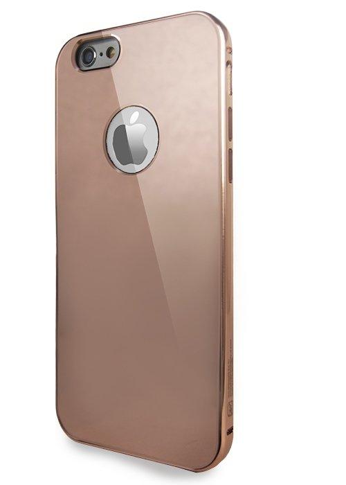 Чехол для iPhone 6/6S Rock 24K (Бронза)
