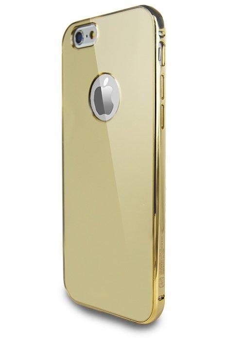 Чехол для iPhone 6/6S Rock 24K (Золото)