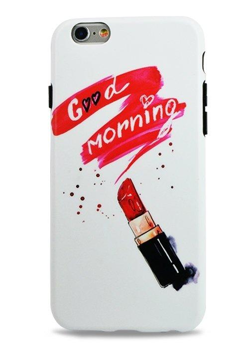 Чехол для iPhone 6/6S Rooter (Good morning)