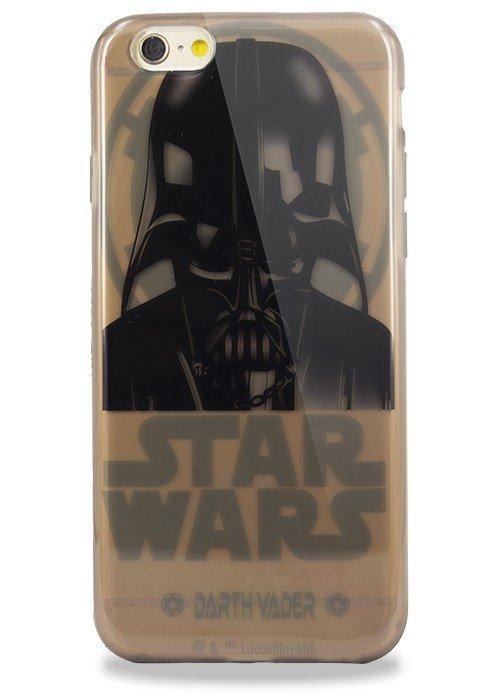 Чехол для iPhone 6/6S Star Wars cиликон (Дарт Вейдер)