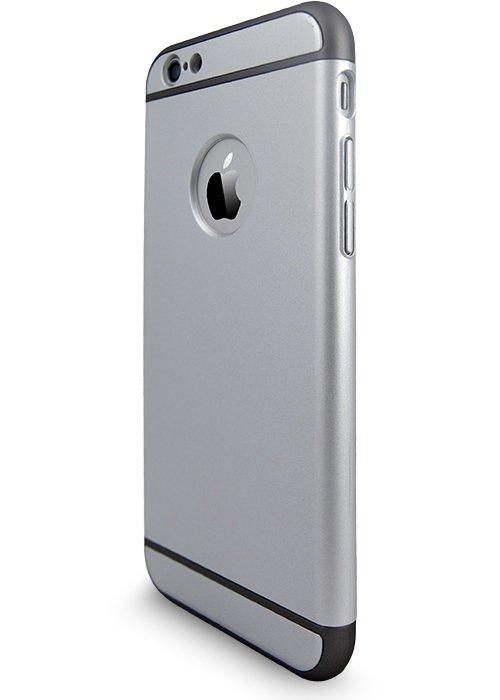 Чехол для iPhone 6/6S Transformer (Серебро)