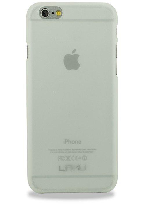 Чехол для iPhone 6/6S Umku soft touch (Белый)