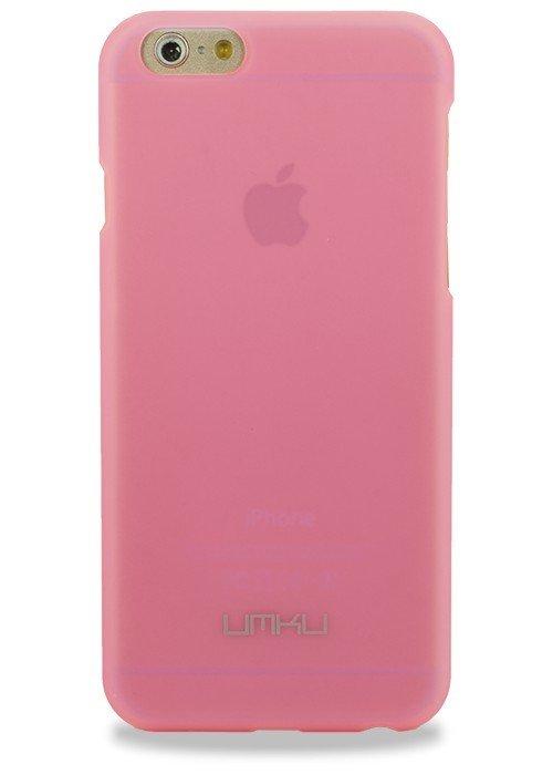 Чехол для iPhone 6/6S Umku soft touch (Розовый)