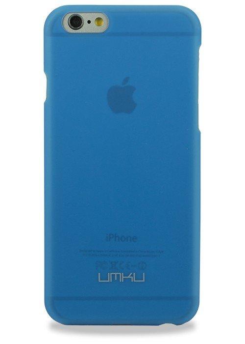 Чехол для iPhone 6/6S Umku soft touch (Синий)