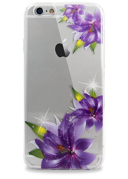 Чехол для iPhone 6/6S Весна (Колокольчики)