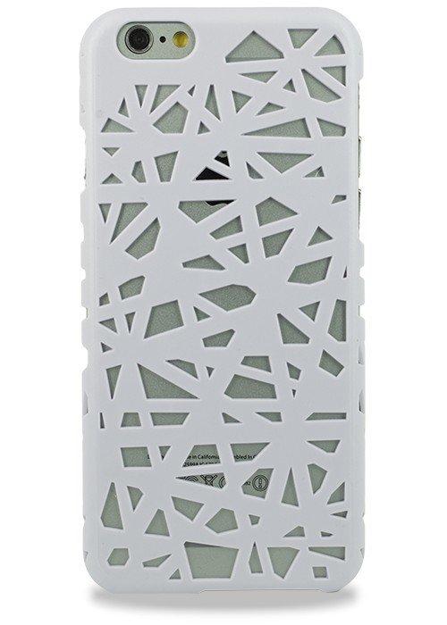 Чехол для iPhone 6/6S Гнездо (Белый)