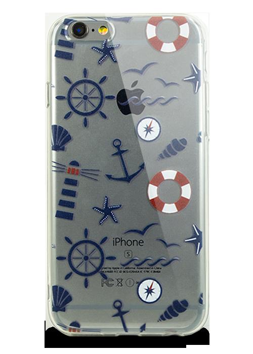 Чехол для iPhone 6/6S Молодость (Anchor)