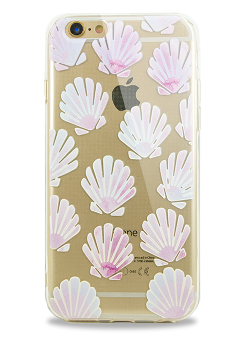 Чехол для iPhone 6/6S Молодость (Гребешок)