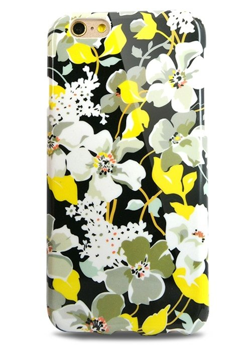 Чехол для iPhone 6+/6S+ Aru Flowers (Цветы яблони)