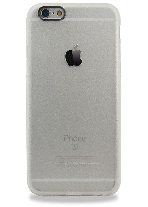 Чехол для iPhone 6+/6S+ Golden Apple (Прозрачный)