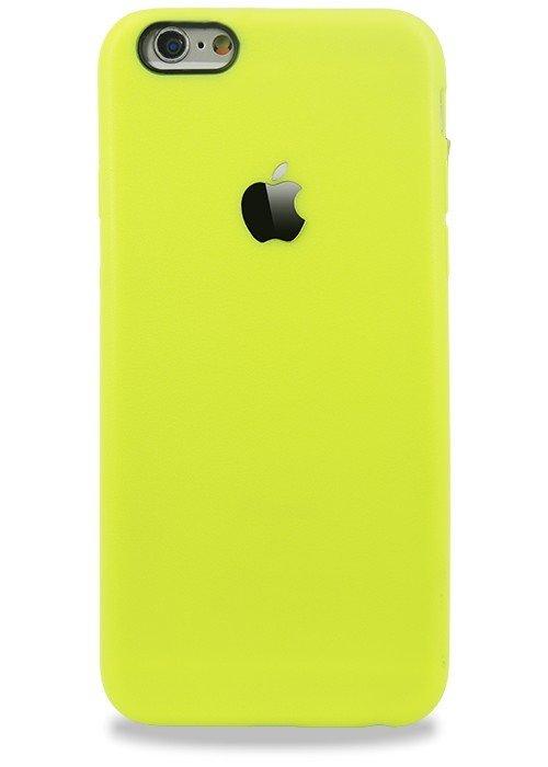 Чехол для iPhone 6+/6S+ Golden Apple (Салатовый)