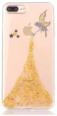 Чехол для iPhone 6+/6S+ JoyRoom Фея (Золото)