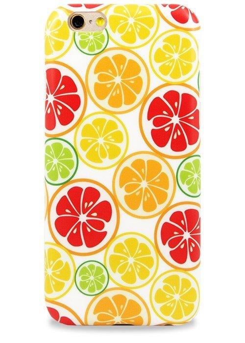 Чехол для iPhone 6+/6S+ Pastila (Цитрусы)