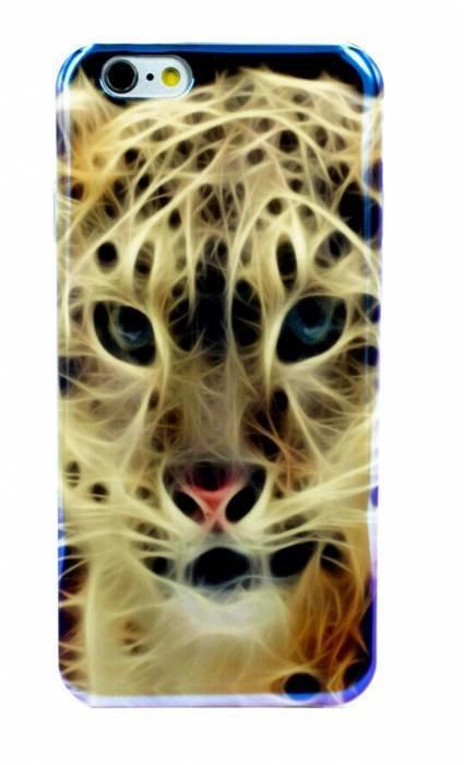 Чехол для iPhone 6+/6S+ Pearl Print (Леопард)