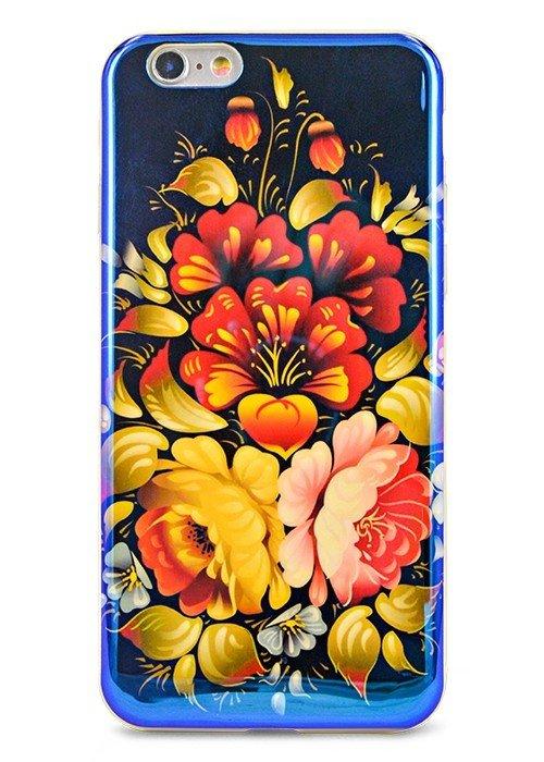 Чехол для iPhone 6+/6S+ Pearl Print (Русь)