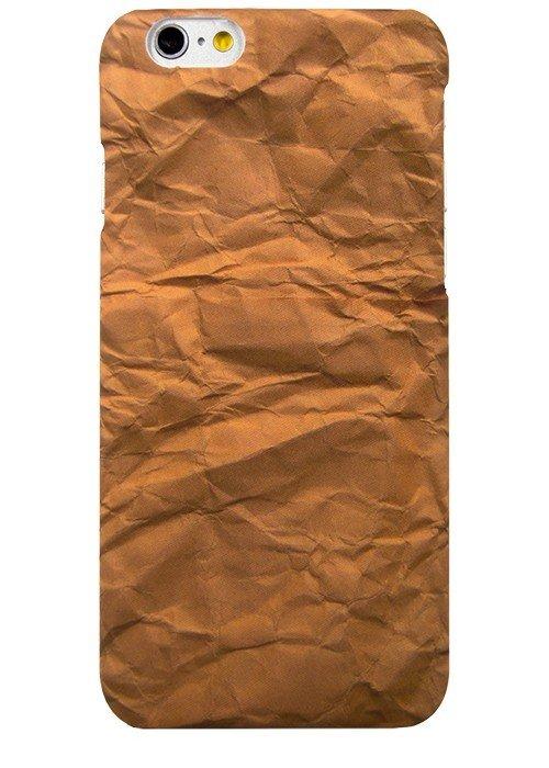 Чехол для iPhone 6+/6S+ Plastic Pistol (Бумага)