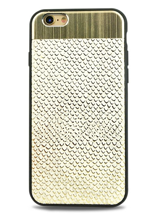 Чехол для iPhone 6+/6S+ Scale (Белый)