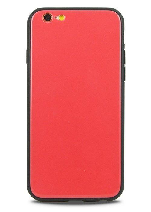 Чехол для iPhone 6+/6S+ Seven Colour (Красный)