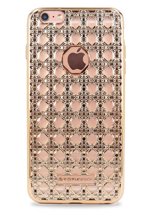 Чехол для iPhone 6+/6S+ TOTU Jade Dazzling (Прозрачный)