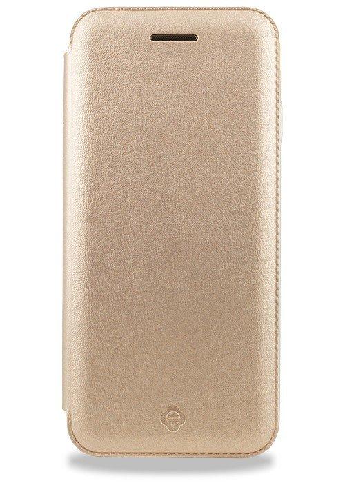 Чехол для iPhone 6+/6S+ TOTU книжка+держатель (Золотой)