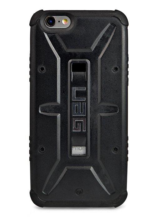 Чехол для iPhone 6+/6S+ UAG Hummer (Черный)