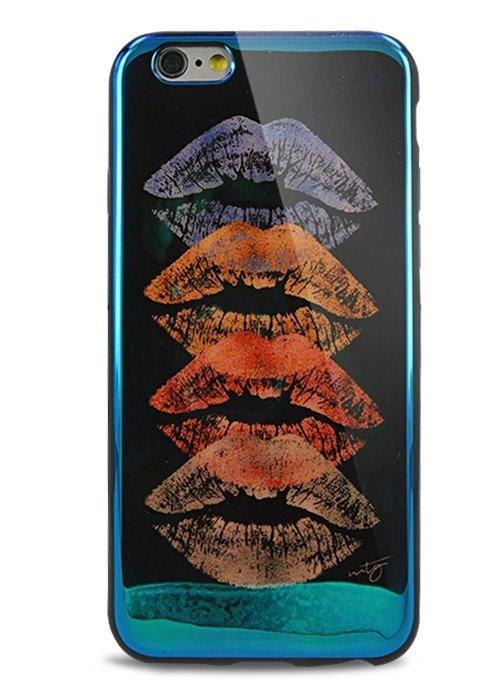 Чехол для iPhone 6+/6S+ Ultramarine (Lips)