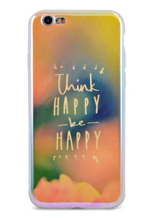 Чехол для iPhone 6+/6S+ Ultramarine (Think happy)