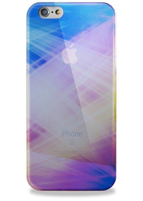 Чехол для iPhone 6+/6S+ Интерстеллар (Нити времени)