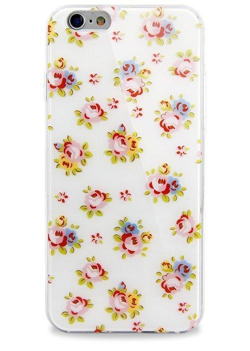 Чехол для iPhone 6+/6S+ Легкость (Розы)