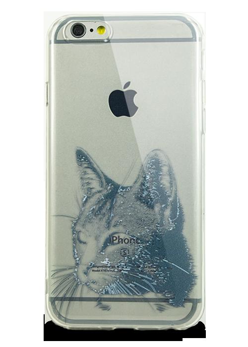 Чехол для iPhone 6+/6S+ Молодость (Cat )