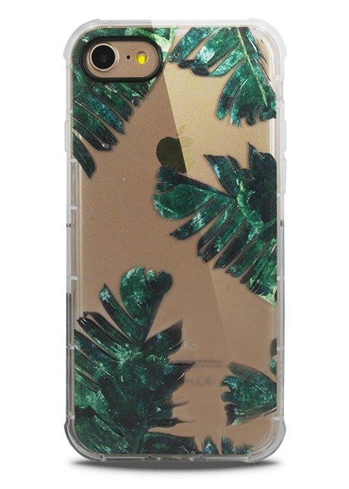 Чехол для iPhone 7 Bonny силикон (Пальмовые листья)