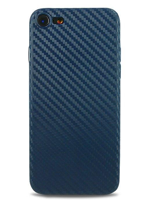 Чехол для iPhone 7 Hoco Carbon (Синий)