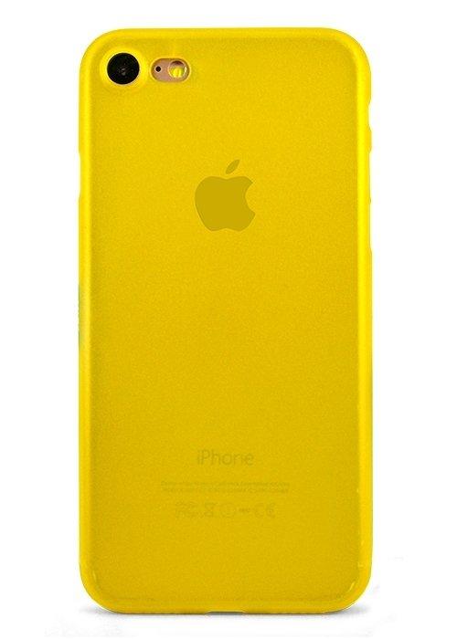 Чехол для iPhone 7 Light (Желтый)