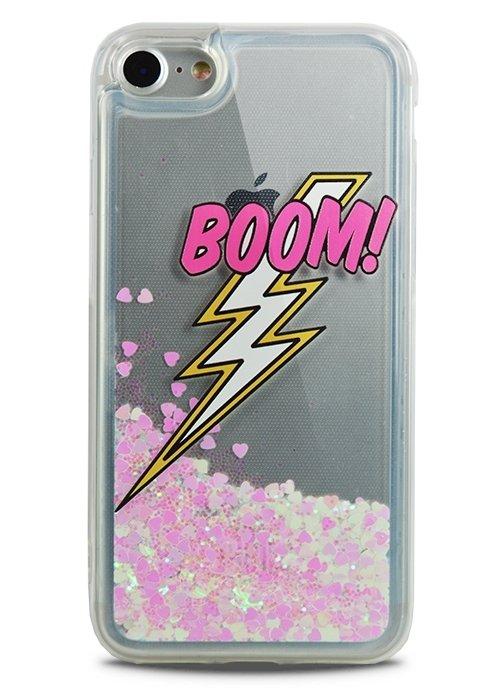 Чехол для iPhone 7 Lovely stream силикон Lux (Boom)