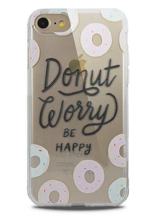 Чехол для iPhone 7 Lovely силикон (Donut)