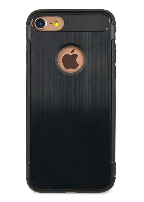 Чехол для iPhone 7 Man's style (Window black)