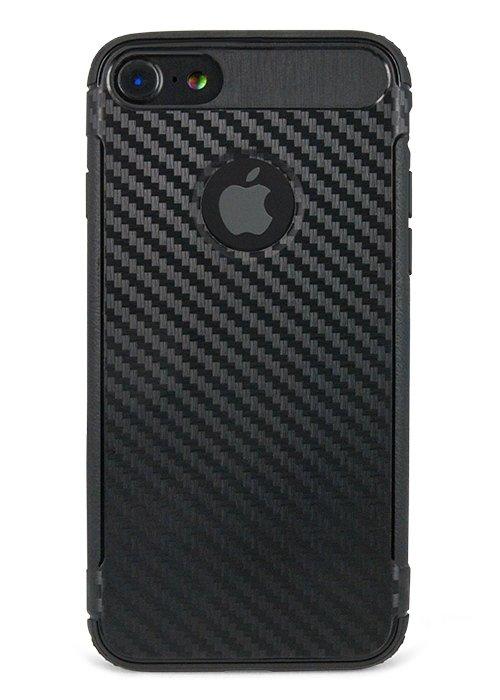 Чехол для iPhone 7 Man's style (Window carbon)