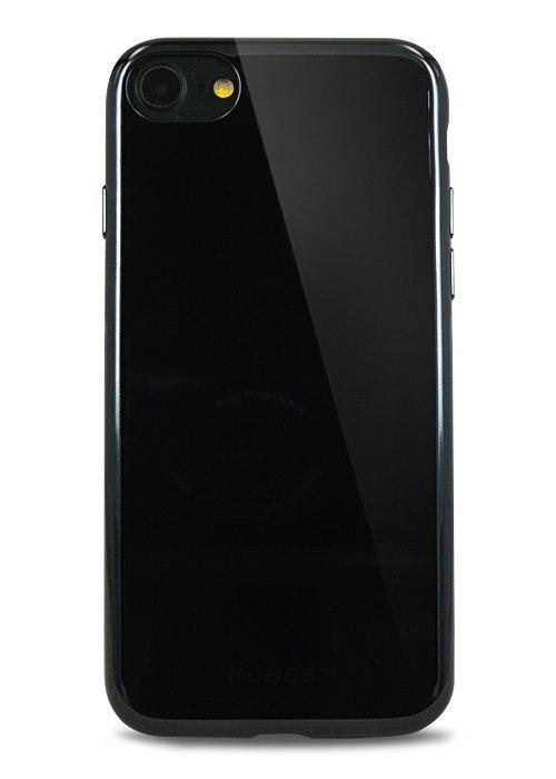 Чехол для iPhone 7 Mobest Mirror (Черный)