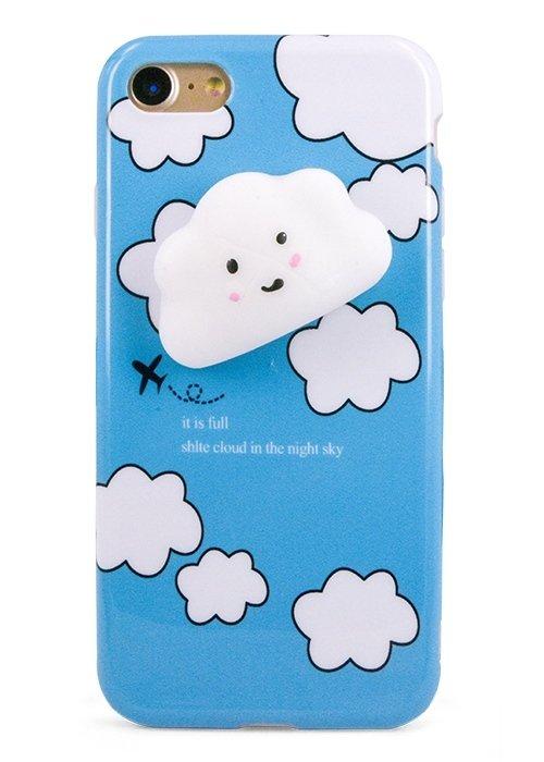 Чехол для iPhone 7 No Stress (Облако)