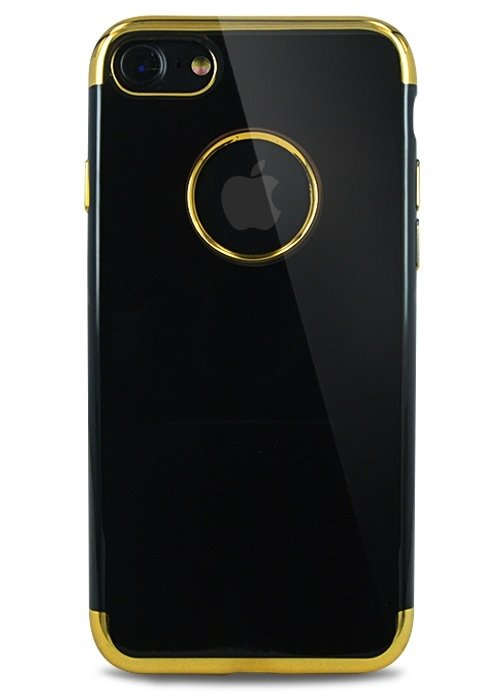 Чехол для iPhone 7 Obsidian (Золото)