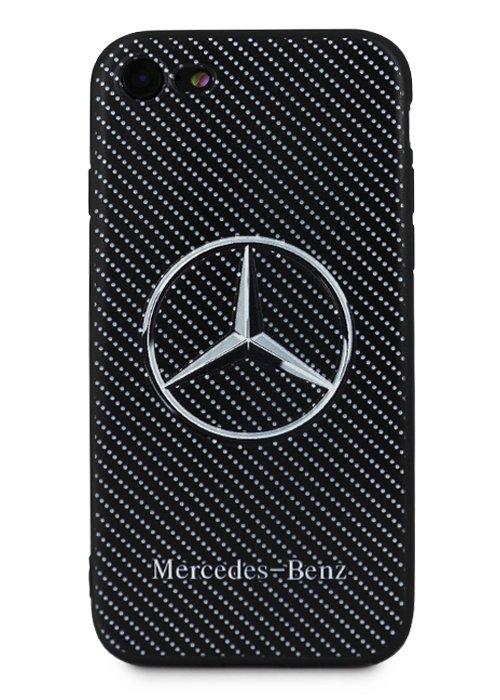 Чехол для iPhone 7 Paint (Mercedes)