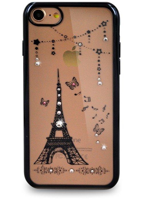 Чехол для iPhone 7 PGS (Black Paris)
