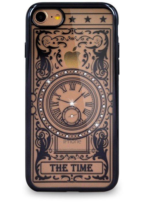 Чехол для iPhone 7 PGS (Black Time)