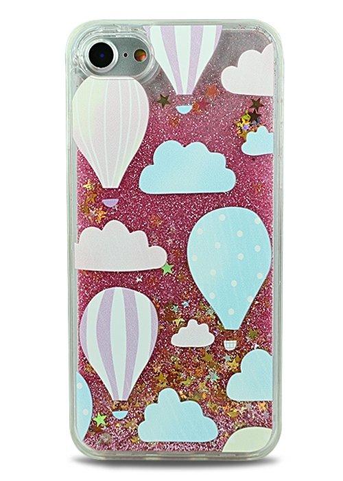Чехол для iPhone 7 Pink Summer (Aerostat)