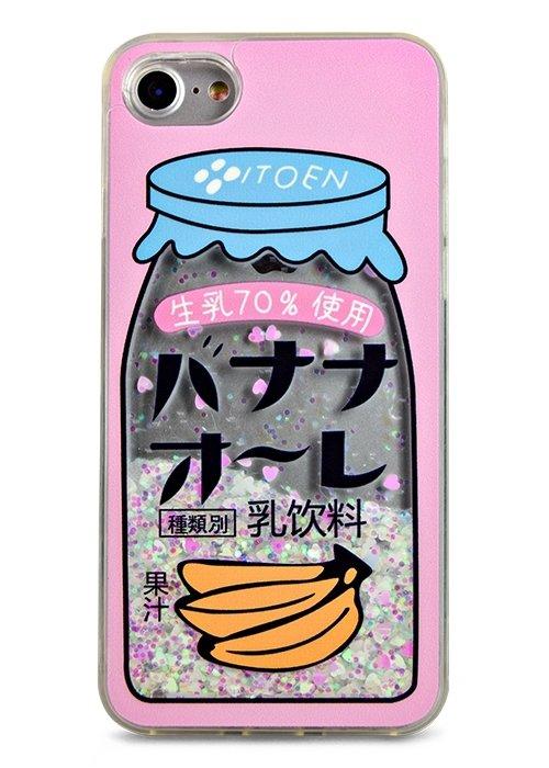 Чехол для iPhone 7 Pink Summer (Itoen)