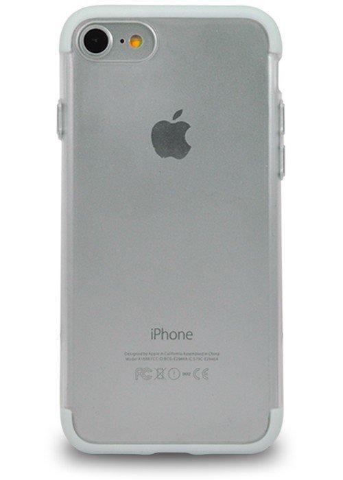 Чехол для iPhone 7 Rock Cheer (Белый)